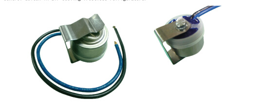 """Ksd305 grand Thermostat de dégivrage de courant / Contrôleur de température de la preuve de l'eau (7/8"""")"""