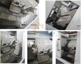Ck40L CNC Lathe 12 Station Live Turret Machine Tool