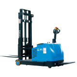 Fully Electric Counterbalance Forklift Truck with Duplex Mast 2 Ton