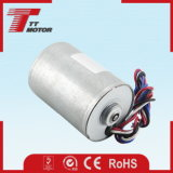 Mini brushless gear DC electric 24V motor for optics instruments