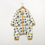 New Design Infant Clothes Newborn Fall Winter Long Sleeve Baby Boy Unisex Romper