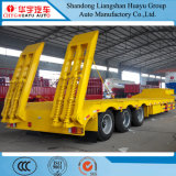 3 Axles 60t Low Bed Semi Trailer for Tractors Price for Sale in Philippines