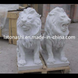 Granite Stone Carving Sculpture for Outdoor Garden Decoration