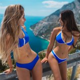 Two-Color Fashionable Sexy Seaside Outdoor Style Female Swimsuit
