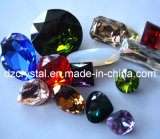 Decorative Point Back Crystal Fancy Stone