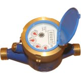 Class C water meter multi jet dry water meter