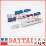 0.3dB Insertion Loss Fiber Optic Drop Cable Sc/Upc Connector