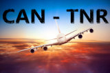 Air Cargo Shipping Transport Services From Guangzhou to Antananarivo
