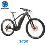 MID Drive E Sport Mountainbike Disc Brakes Ebike Hydraulic, Carbon Fibre Electric Scooter