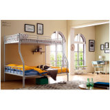 Easy Assembly Modern School Furniture Durable Steel Bunk Bed