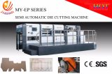 Semi-Automatic High Speed Die-Cutting and Creasing Machine My1500ep