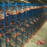 Rack Manufacturer Radio Shuttle Steel Storage Racking