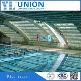 Prefabricated Steel Frame Inground Pools Structure Construction