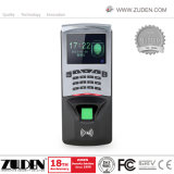 Biometric Fingerprint Access Control with TCP/IP