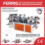 Double Layer Supermarket on Roll Bag Machine