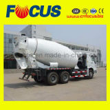 Sinotruck 8m3 HOWO 6X4 Cement Mixer Truck with LHD and Rhd