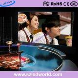 P4 Indoor Full Color Rental LED Color TV Display Screen