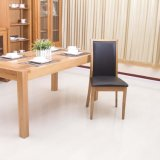 Solid Wood Oak Dining Chair Home Furniture for Living Room