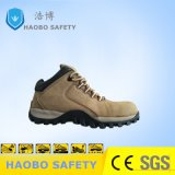 Good Price Casual Climbing PU Sole Steel Toe Genuine Leather Waterproof Industrial Work Working Safety Shoes