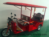 Electric Leisure Tricycle with 4 Passenger Seats
