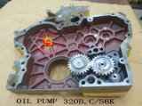 Cat Spare Parts Oil Pump (320B, C/S6K)