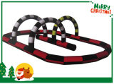 PVC Tarpaulin Kids Toy Cars Race Track for Happy Electric Car (FLFC)
