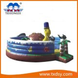 New Design Inflatable Playground/Inflatable Castle/Amusement Park Games