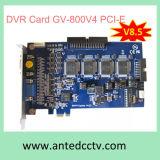 16 Channel Video Capture Card Gv-800V4 PCI-Express V8.5 for CCTV Security System
