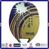 Durable Carbon Beach Tennis Racket with Customized Logo
