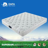 Pocket Coil Natural Latex Mattress by Vacuum Compressed for Bedroom Furniture