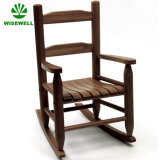 Pine Wood Children Rocking Chair Design