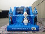 Hot Sale Inflatable Slide, Inflatable Frozen Carton Slide