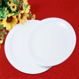 High Quality 16 Pieces White Ceramic Dinnerware