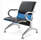 Plastic Public Waiting Chair 4-Seat Metal Chair for Public Area