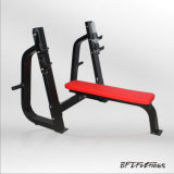 Gym Products Olympic Flat Bench with Multi-Function Exercise