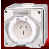 Single Phase Surface Socket / Waterproof Socket