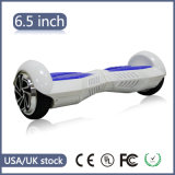 Factory Wholesale CE, FCC, Rhos 6.5/8/10 Inch Bluetooth Speaker Personnel Io Hawk Smart Balance Wheel Self Balance Scooter