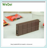 Hot Gift Chocolate Shape Power Bank with 3000mAh (WY-PB68)