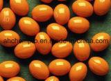 GMP Certified Beta Carotene (25, 000 IU) Softgel, Natural Beta Carotene, Dietary Supplement