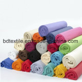 100% Polyester Plain Dyed Bed Sheet Fabric