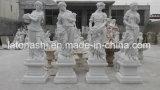 Natural Figure/Animal Carving Sculpture Marble Plinths for Sculpture
