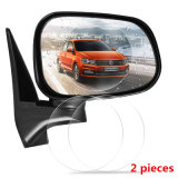 Car Rearview Mirror Protective Film Anti Fog Film Anti-Glare Waterproof Rainproof Rear View Mirror Window Clear Protective Film