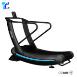 Hot Sale New Curl Self Generating Fitness Treadmill / Gym Equipment Fromtz Fitness