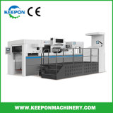 Factory Price Automatic Hot Foil Stamping and Die Cutting Machine with Stripping (MHK-TC)
