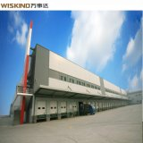 Chinese Steel Structure for Factory Residential House of Sound Proof ISO9001 FM Ce
