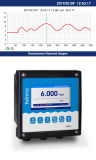 New Product Trend Display Online  pH/ORP Meter with Color LCD Display