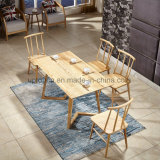 Wholesales Wooden Restaurant Table and Chair for Home (SP-CT806)