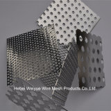 High Quality 1mm SUS316 Stainless Steel Perforated Sheet Metal/Low Carbon Steel Perforated Sheet
