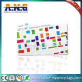 13.56MHz Customized Size Smart RFID Card Contactless RFID Card Programmable