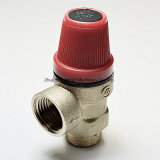 Wall Hung Boiler Safety Valve Relief Valve